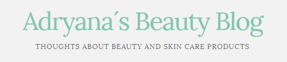 Adryana´s Beauty Blog